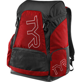 TYR Alliance Team 45 Backpack Black/Red